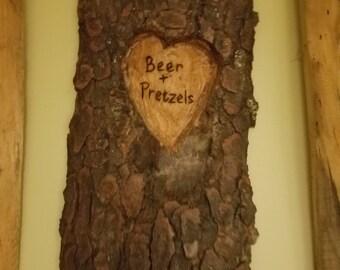 I LOVE THIS BAR logs