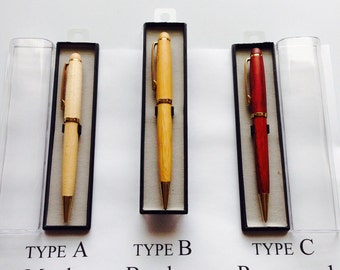 Personally Engraved Pens with any Name or Message