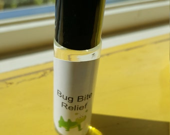 Bug Bite Relief, Essential Oil, Roller Ball