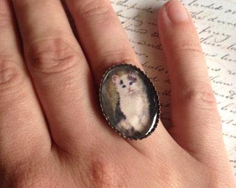 Baby Cat #2 - Ring