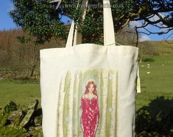 Brighid's Wood ~ Tote Bag