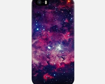 Purple Space iPhone Case, Cosmo Phone Case, iPhone 6 Case, iPhone 7 Case, iPhone 6 Plus Case, iPhone 5s Case, iPhone 4 Case, Phone Cover