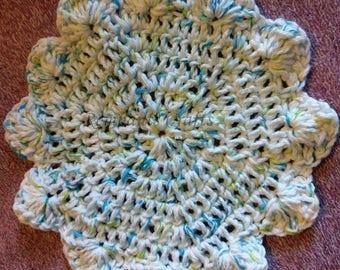 Hexagonal Dishcloth
