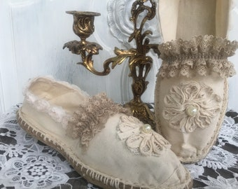 Espadrilles, romance, shoes, Boho, bohemian