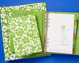 3-Piece Breast Cancer Treatment Planner - Gifts for Breast Cancer Patients