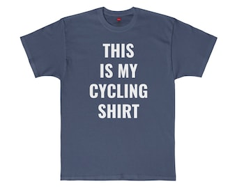 This Is My Cycling Shirt