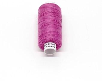 Valdani 60wt. Cotton Thread - #54 Dusty Rose Medium