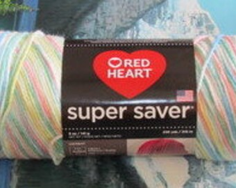 3003859 Red Heart Super Saver 5 oz Lovey