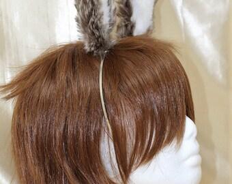 Bunny Rabbit Ears, Brown Cosplay, Easter, rabbit Ears