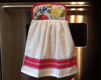 Potholder Kitchen Towel