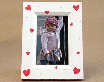 valentine picture frame