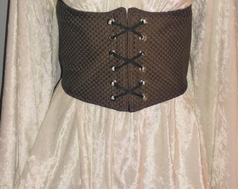 "26"" Melificent Corsets Waist Cincher"