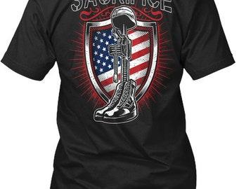Honor Their Sacrifice Hanes Tagless Tee Tshirt