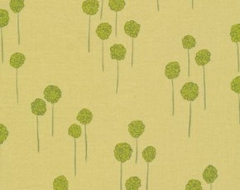 Nest Berries in Sage by Valori Wells for Free Spirit - 1 Yard