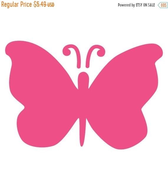 Sur Vente Papillon Mural Pochoir Pour Peinture Pour Enfant Ou