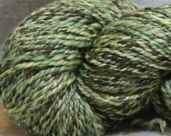 Enchanted Forest handspun yarn