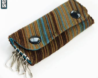 Keychains fabric