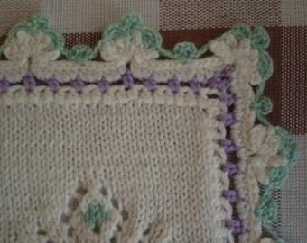 Sweet Anna Baby Blanket