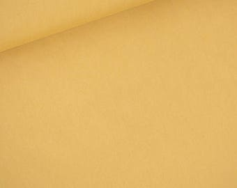 Cotton Lawn (Mustard) - European Fabric - 1 Yard