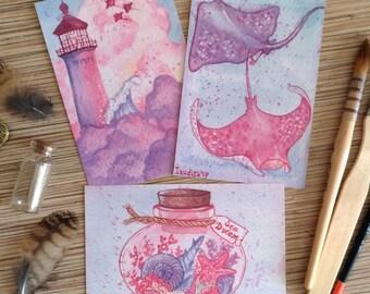 Sea Dreams Postcard 10x15 print