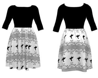Pre- Order Nicias Custom Dress