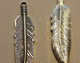 Feather Charms, Western Charms