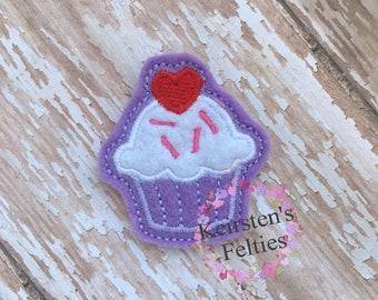 Sprinkle Cupcake, Planner clip/BookMark