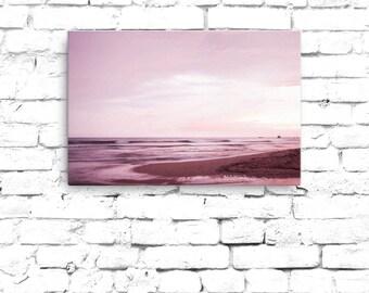 Canvas Print - Violet magic  + Fine Art Photography + Wall Art