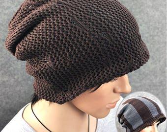 Knit cap!
