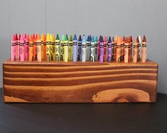 Crayon Holder