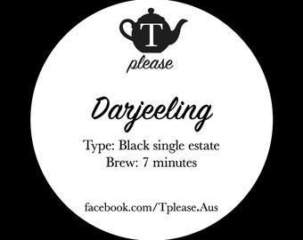 Darjeeling Tea of the Year loose leaf tea