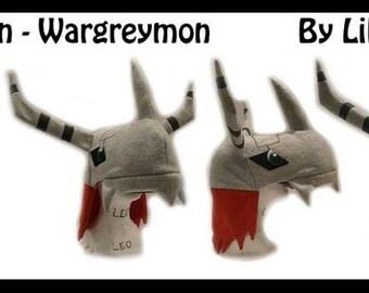 Digimon Hat - Wargreymon
