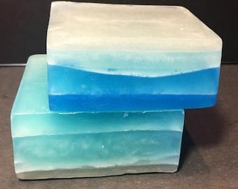 Blue Ocean Soap Bar