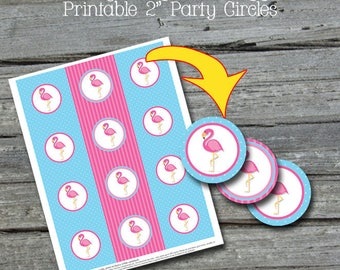 Flamingo Pool Party | Flamingo Party Signs | Welcome Thank You Signs Digital Download | Printable  | Instant Download | Birthday Graduation