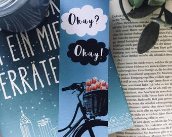 The Fault In Our Stars Bookmark John Green