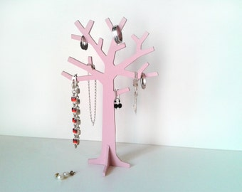 Hanging Tree Jewelry | Jewelry Support | Necklace and Ring Hanger