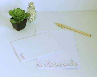 Grenze-Briefpapier-Set.