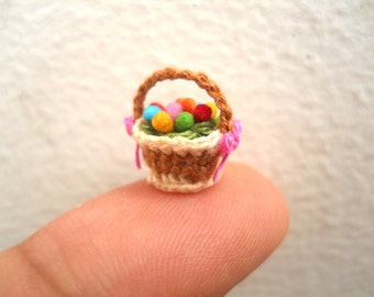 Miniature Easter Basket - Made to Order