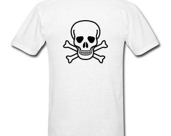 Skull N Crossbones Mens T-shirt