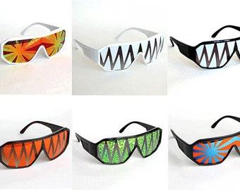 25% Off ANY 6 Rasslor Shield Sunglasses