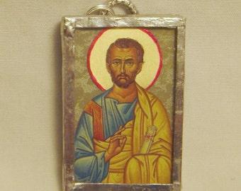 St Barnabas Pendant The Apostle inv1669