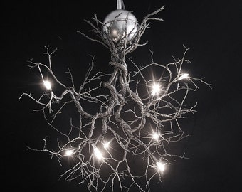 """ROOTS Collection""""Roots"""" Small Ceiling Light"""