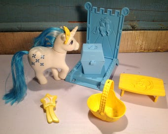 Vintage my little pony G1 Majesty