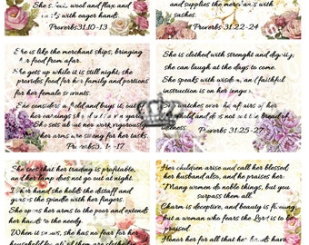 Proverbs 31 Printables