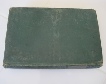 Tour Of The Worls In 80 Days By Jules Verne 1800's Book