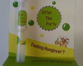 After-The-Party (A Bach Flower Essence Blend)