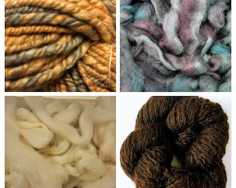 Standard Fiber of the Month Club - 3-Month Subscription