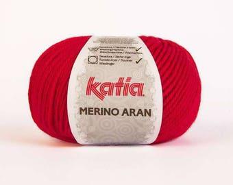 Katia merino wool aran 4