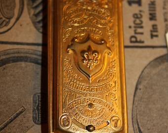 Late Victorian Needle Case
