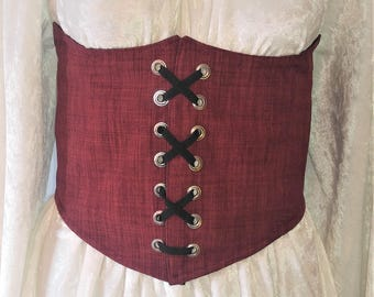 "35"" Melificent Corset Waist Cincher"